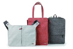 Bellows Tote Bag - Grey - Nava - Do Shop