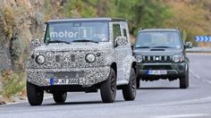 Το ολοκαίνουργιο Suzuki Jimny δοκιμάζεται στο δρόμο, μαζί με το παλιό | Drive