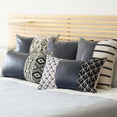 Shop Apolena Decorative Faux Leather Pillowcase - On Sale - Overstock - 28763203 - Brown