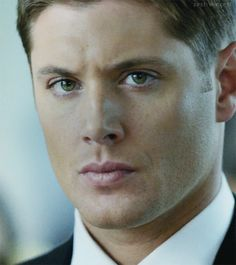 Dean Smith, looking through to your soul. 4x17