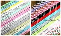Printed Fold Over Elastic 10 yds of 5/8 inch FOE - $7.50 to purchase