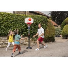High quality adjustable basketball set perfect for a game of hoops in your patio. Basketball Equipment, Sports Equipment, Stay Fit, Fitness, Keep Fit