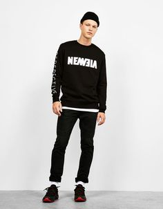Men's Sweatshirts & Hoodies   Bershka