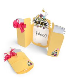 Look at this Thinlits Jar Fold-a-Long Card Die Set on #zulily today!