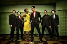 Fitz and the tantrums - I saw this show! They are so Amazing
