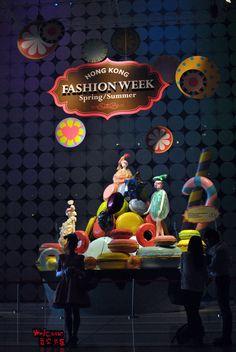 HK S/S'13 Fashion Week