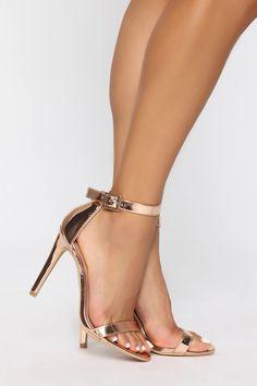 Gold Open Toe Heels, Gold Heels, Black Heels, Stilettos, Stiletto Heels, Shoes Heels, Rose Gold Shoes, Rose Gold High Heels, Heels Outfits