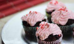 Cupcakes Betterave Chocolat: Beetroot Cake