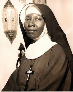 Sr. Marie Margaret, SSM, in 1973