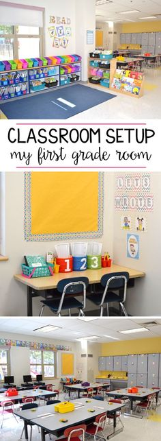 I love the chance to take a peek into classrooms around the world so I thought I would take a minute and share my classroom with you! #classroomsetup #classroomdecor
