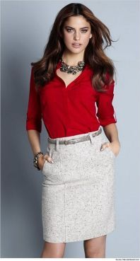 Trendy Business Casual Work Outfits For Woman 55