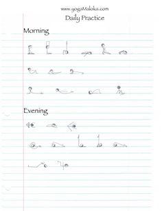 Yoga: Practica diaria
