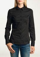 VERO MODA Cousin Princess LS Shirt HW12 Hemden und Blusen langarm, black