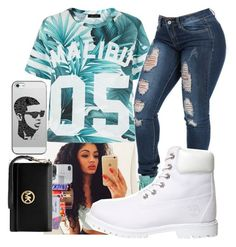 """""""(set for ayeitsnana) """" by superforeverlove1 ❤ liked on Polyvore featuring Timberland and Casetify"""