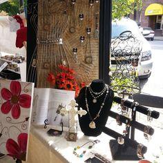 #jewelry #handmade jewelry #CloverMoonDesigns #Clover Moon Designs #jewelry display #hand made jewelry #show