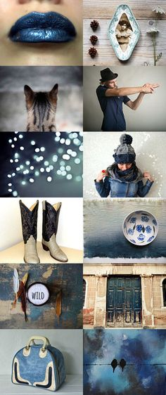 After the storm by GaranceCouture on Etsy--Pinned with TreasuryPin.com After The Storm, Colour Inspiration, Wood Watch, Board, Etsy, Color, Wooden Clock, Colour, Planks