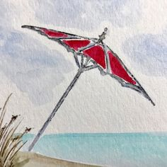 We are rounding up another Watercolor Weekend ! Watercolor Weekend is twice a month Beach Watercolor, Watercolor Journal, Watercolor Drawing, Watercolor Landscape, Watercolor And Ink, Painting & Drawing, Watercolor Paintings, Watercolors, Watercolor Painting Techniques