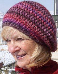 Sale Item / Women Fashion / Slouchy Hat / Women by hatsbyanne1942