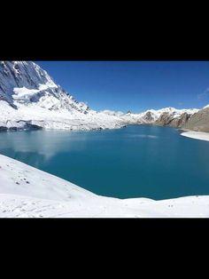 Tilicho Lake , Worlds Highest Lake in world :o