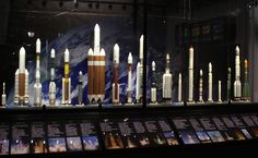 Learn about all the different rockets in our Rocket Gallery! Stafford Air and Space Museum, Weatherford, OK Air And Space Museum, Rockets, United States, History, Gallery, Fire Crackers, Lockets, Historia, History Books