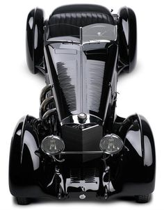 Mercedes-Benz SSK 1928-1932 #cars