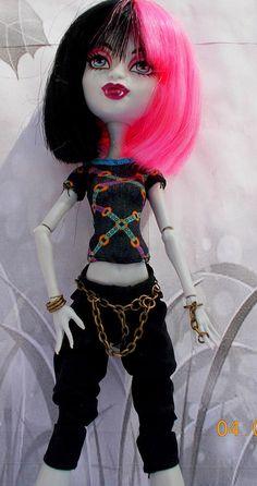Punk Doll Jewelry MH Bronze Slave Bracelet Bronze Twisted