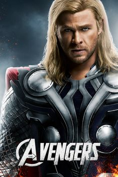 The Avengers-Thor by LifeEndsNow on deviantART
