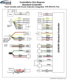Schematicelectric   scooter         Wiring       Diagram      Closet