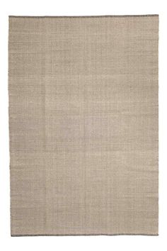 Grand tapis en coton - Écru - Home All | H&M FR 1
