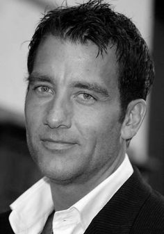 I am an absolute sucker for a manly looking dude with a crooked smile- and Clive Owen is the poster boy.