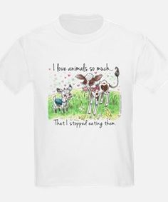 I love animals so much... T-Shirt for