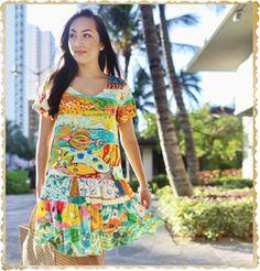 4e455d244 Jams World Hawaiian Dresses - Buy Made in Hawaii Vintage Clothing