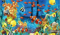 Sea Underwater World, Coral, Exotic Tropical Fish Wallpapers For Mobile Phone And Laptop Fish Wallpaper, Animal Wallpaper, Underwater Wallpaper, Photo Wallpaper, Oil Painting On Canvas, Canvas Wall Art, Underwater Fish, Underwater Pictures, Paint By Number Kits