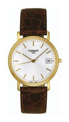Tissot Classic Desire horloge T52.5.411.31