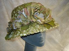 beautiful - Love hats.  My mother had a hat just like these, infact she still has it