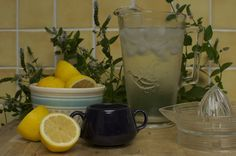Cubit's Organic Living » How to make Real Lemonade. From Scratch.