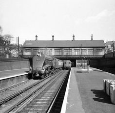 Take a look at 10 more 'lost' North East railway stations - Chronicle Live Old Train Station, Train Stations, Uk Rail, Tube Train, Disused Stations, North East England, British Rail, Train Journey, Old Pictures