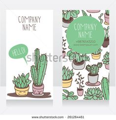 Business Card Flowers Photos et images de stock | Shutterstock