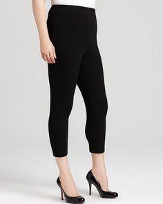 Karen Kane Plus Size Leggings. Pixie cut so comfortable!