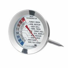 Masterclass® Meat Thermometer - From Lakeland