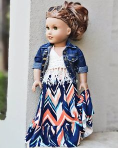 Photos and videos from 'agig' hashtag American Girl Doll Room, Ropa American Girl, Custom American Girl Dolls, American Girl Doll Pictures, American Girl Crafts, American Doll Clothes, Girl Doll Clothes, Doll Clothes Patterns, Diy Clothes