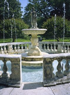Fountains - Garden
