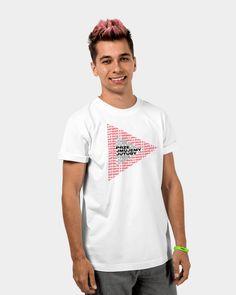 T-shirt Przejmujemy Jutuby T Shirty, Iphone, Mens Tops, Fashion, Moda, La Mode, Fasion, Fashion Models, Trendy Fashion