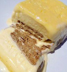 Παγωτό λεμόνι με μπισκότα !!! ~ ΜΑΓΕΙΡΙΚΗ ΚΑΙ ΣΥΝΤΑΓΕΣ 2