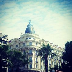 InterContinental Carlton Cannes Photo by alexiawow • Instagram