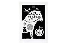 Lotta Spjute Design - The Swedish Horse Tea Towel