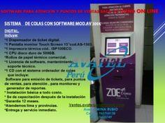 Sistema de colas con software modelo av 300k digital arequipa - Callao - avisos y anuncios clasificados gratis en Perú