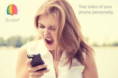 Your cell phone could become a friend to your skin if you download the Biudee app. As well as it could be inimical. Long phone conversations with your friends can lead to breakouts and rashes along your jaw line and cheek. Keep antibacterial wipes handy to swipe your phone clean and help your skin stay clear. #BiudeeAdvice