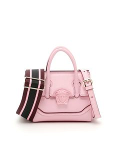 VERSACE Palazzo Empire Shoulder Bag. #versace #bags #shoulder bags #hand bags #leather #lining #