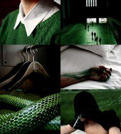 Hogwarts House Aesthetics - Slytherin